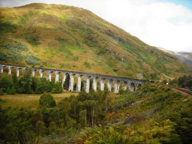 Glenfinnan Viaduct - John Midcalf