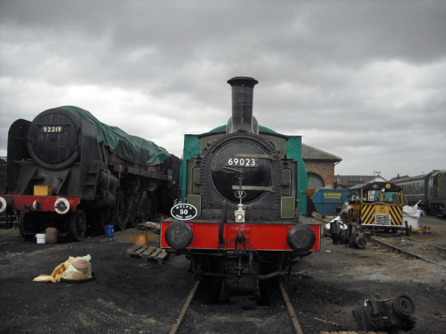 Leeming Bar Yard 69023 - John Midcalf