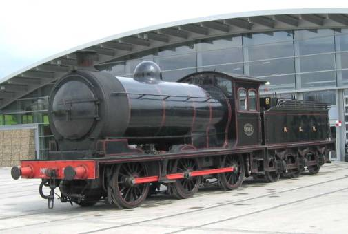 At Shildon