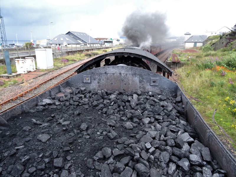 coal after, well done rake - Arthur Jenkins