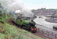 2005 Leaving Whitby, June 1974