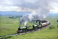 2005 leaving Rannoch with 3442 while working the West Highland Centenary Special